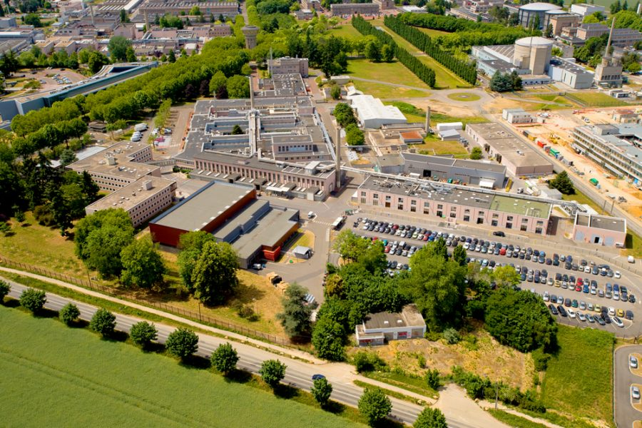 saclay manufacturing plant