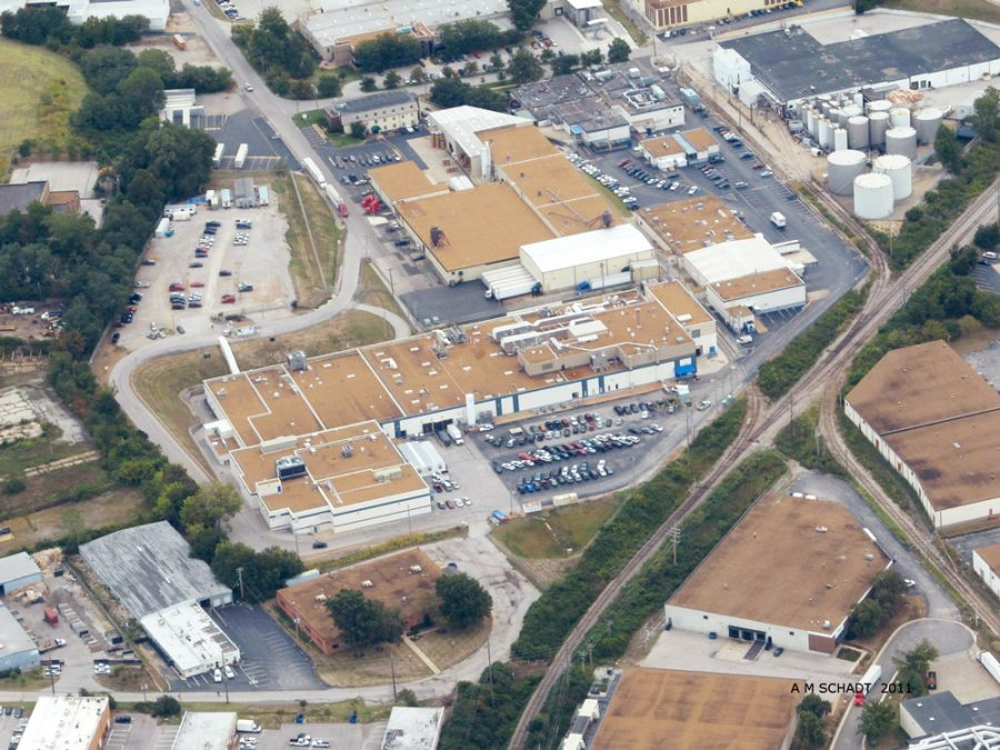 Curium's Maryland Heights plant