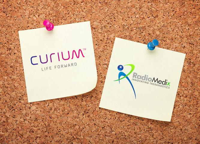 Curium RadioMedix announcement