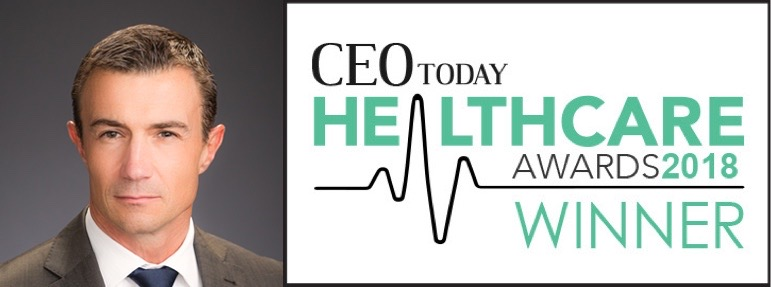 CEO Healthcare Award 2018