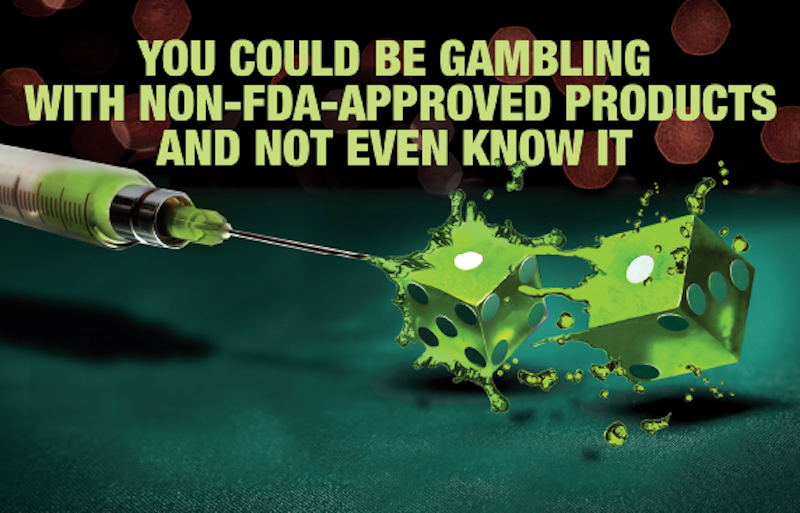 Campaign to Support FDA Approved Products