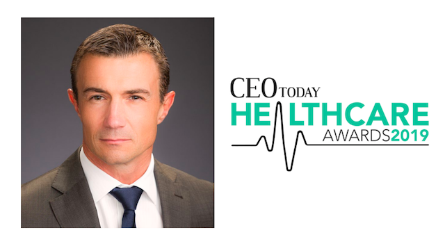 Renaud Dehareng named as one of CEO Today's top Healthcare CEOs